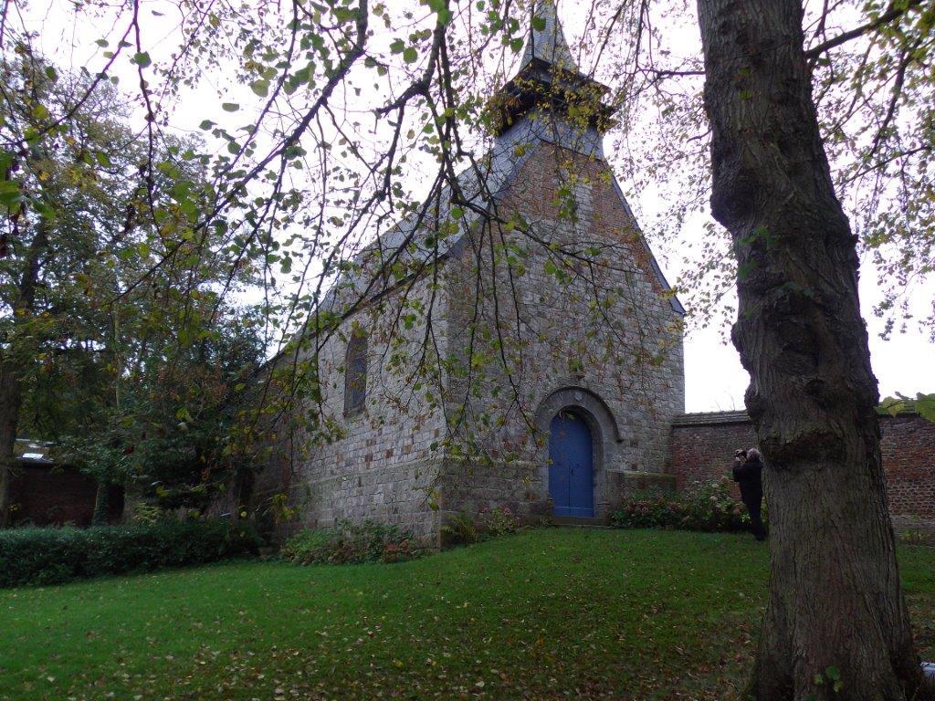 Chapelle St Nicolas du Château de Potelle